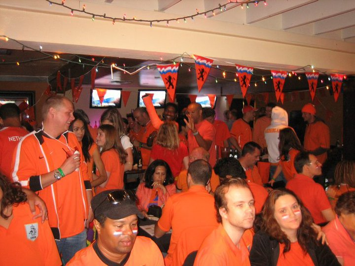Hollywood in Orange – Worldcup 2010