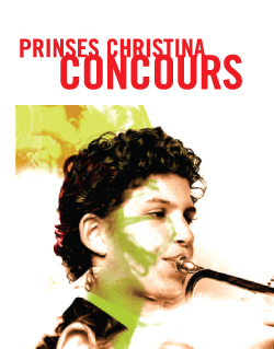 NAF SoCal presents – 9th Annual Concert by 3 laureates of 'The Prinses Christina Concours'