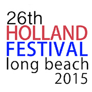 26th Annual Holland Festival 2015.