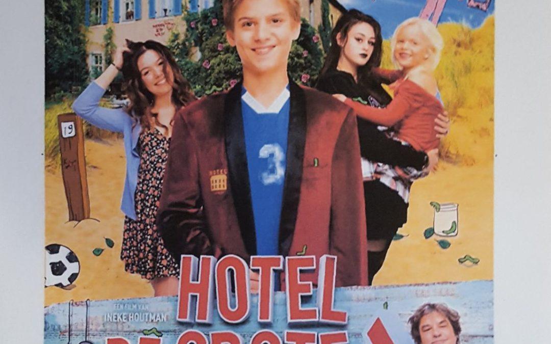 Dutch movie THE FANTASTIC FAMILY HOTEL – 7 Oct 2017
